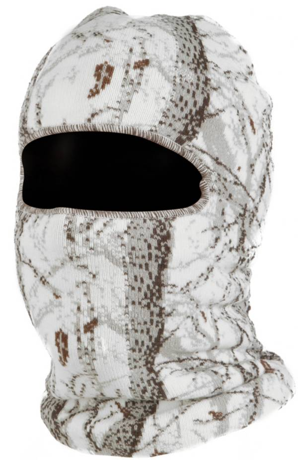 QuietWear Digital Knit One-Hole Facemask product image