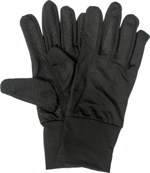 QuietWear Men's Non-Slip Spandex Gloves product image