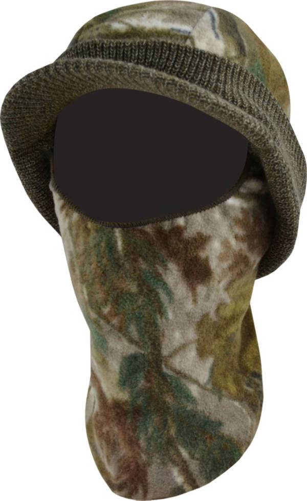 QuietWear Men's Hunting Hat with Visor and Faceguard product image