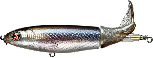 "3/"" #WPL75//17 in PHANTOM SHAD for Bass RIVER2SEA Whopper Plopper 75 3//5 oz"