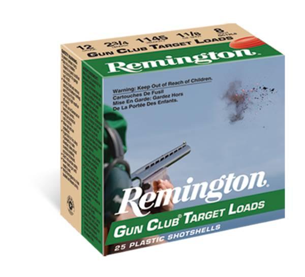 Remington Gun Club Target Shotgun Ammo – 25 Shells product image