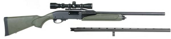 Remington Model 870 Express Synthetic Shotgun -  Fully Rifled with Scope product image