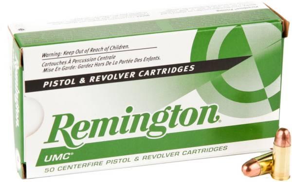 Remington UMC Handgun Ammunition product image