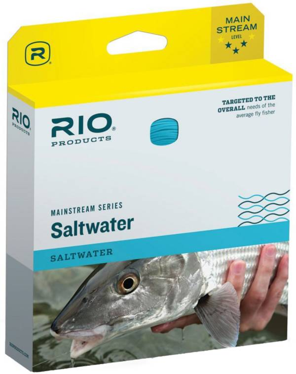 RIO Mainstream Saltwater Fly Line product image