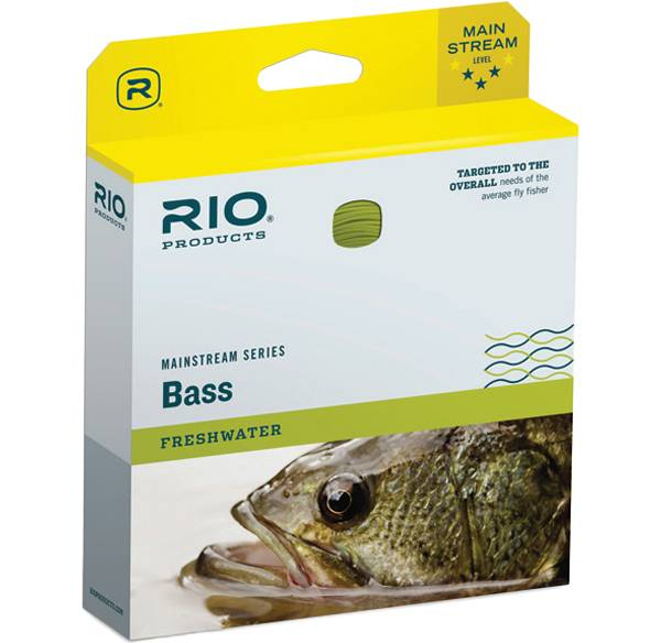 RIO Mainstream Bass Fly Line product image