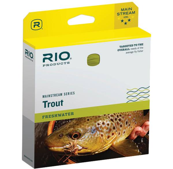 RIO Mainstream Trout Floating Fly Line product image