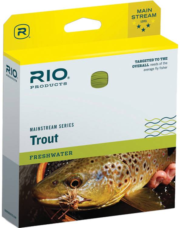 RIO Mainstream Trout Double Taper Fly Line product image