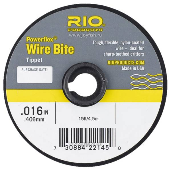 RIO Powerflex Wire Bite Tippet product image