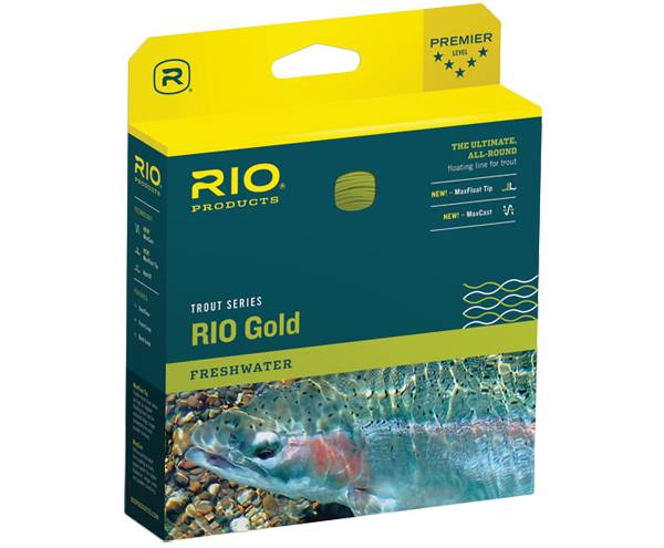 RIO Gold Floating Fly Line product image