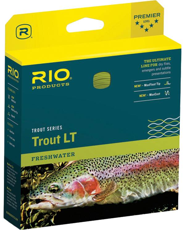 RIO Trout LT Double Taper Fly Line product image