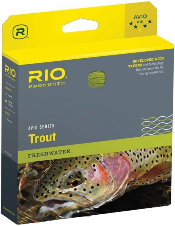 RIO Avid Trout WF Fly Line product image