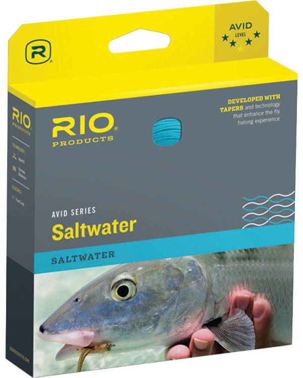 RIO Avid Saltwater Fly Line product image