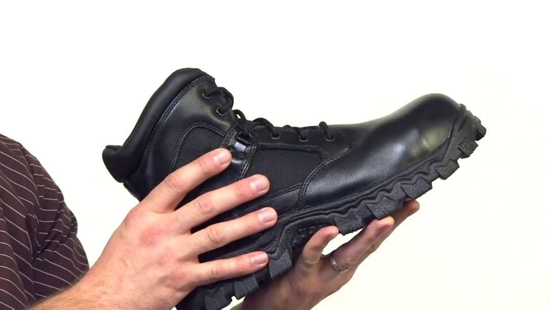 """79d7c162751 Rocky Men's AlphaForce 6"""" Waterproof Composite Toe Work Boots"""