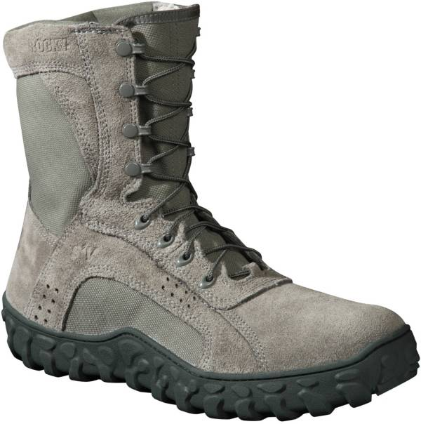 """Rocky Men's Sage Green S2V Tactical 8"""" Steel Toe Work Boots product image"""