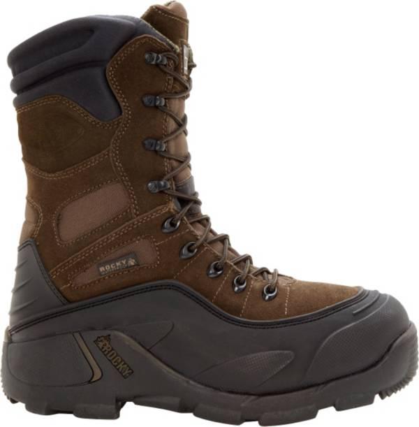 "Rocky Men's BlizzardStalker 9"" 1200g Waterproof Steel Toe Work Boots product image"