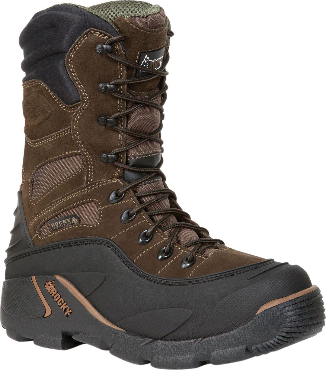 34a511a8a85 Rocky Men's Blizzard Stalker Pro Waterproof 1200g Winter Boots