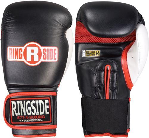 44d3df4872 Ringside Gel Shock Boxing Super Bag Gloves