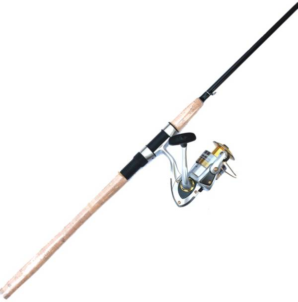 Riversider IM7 Salmon 2-piece Spinning Combo product image