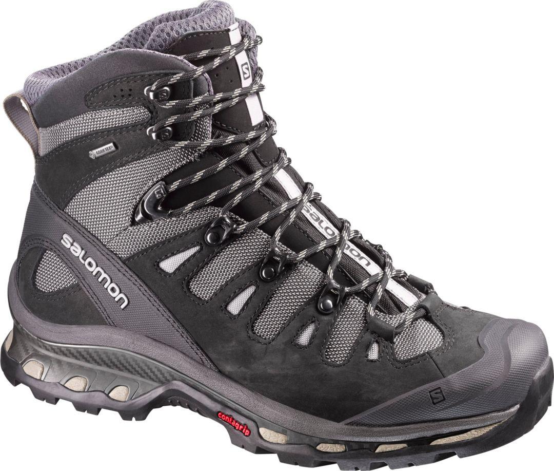 huge selection of b4bb7 60500 Salomon Men's Quest 4D 2 Mid GORE-TEX Hiking Boots