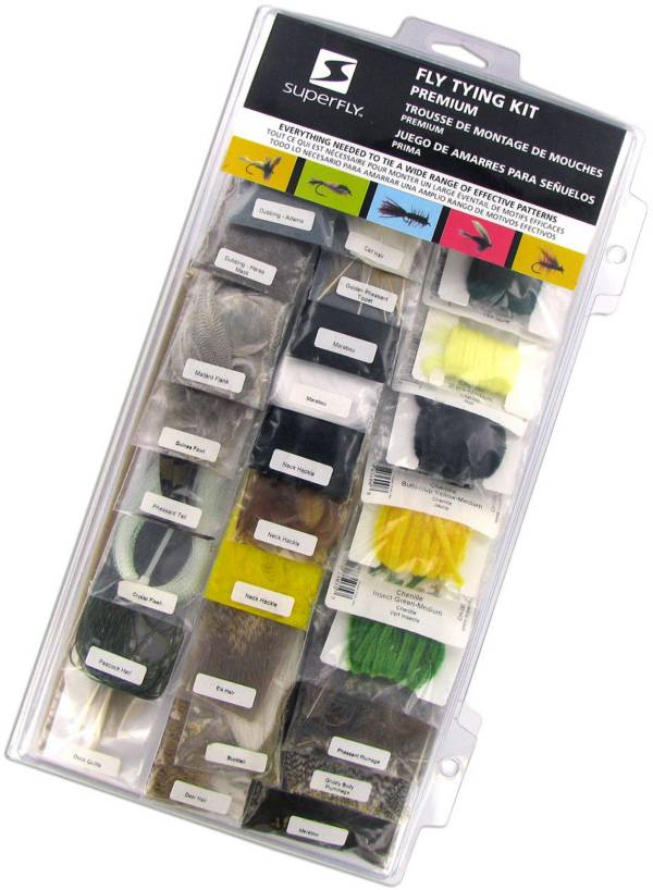 Superfly Premium Fly Tying Kit product image