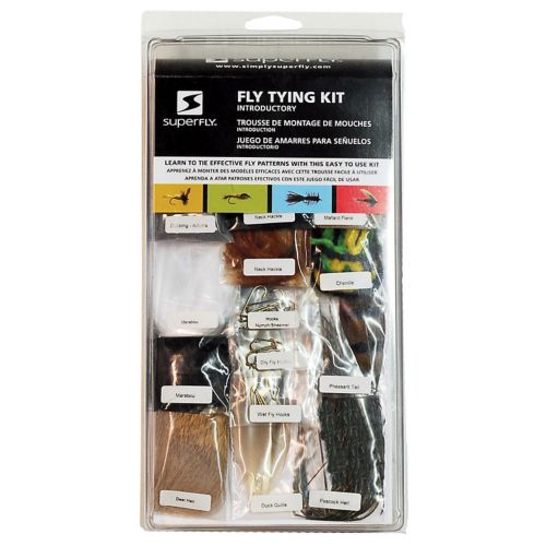 Superfly Introductory Fly Tying Kit Dick S Sporting Goods