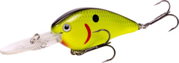 Strike King Pro Model KVD Flat Side Crankbait product image