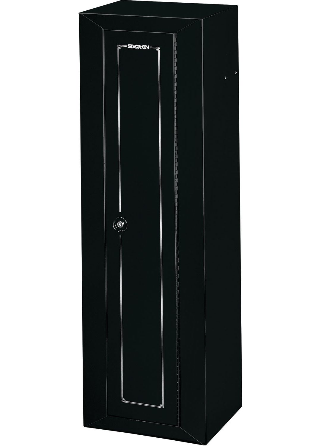 Gun Security Cabinet >> Stack On 10 Gun Compact Steel Security Cabinet Dick S Sporting Goods
