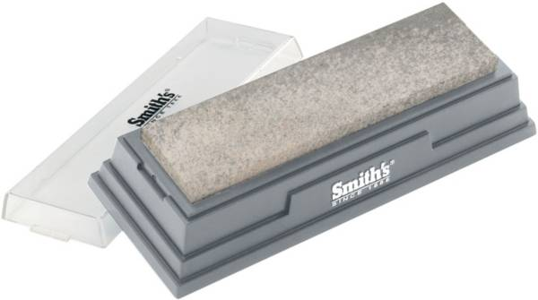 "Smith's 6"" Medium Arkansas Stone Knife Sharpener product image"