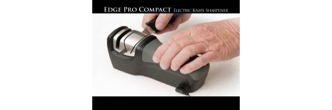 Smith's Handheld Electric and Manual Knife Sharpener