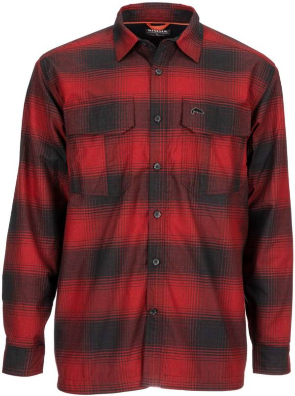 Simms Men's Coldweather Long Sleeve Shirt (Regular and Big & Tall) product image