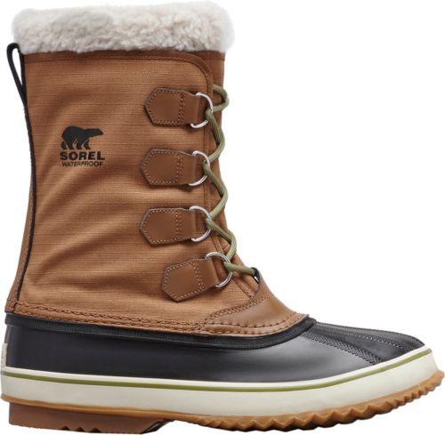 bdb036e4c2ddf SOREL Men s 1964 Pac Nylon Waterproof Insulated Winter Boots ...