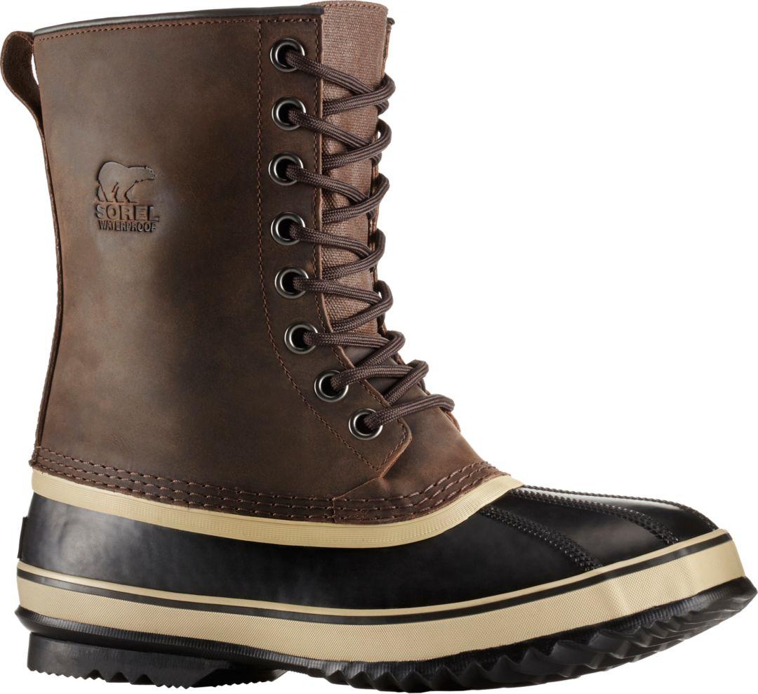 top-rated real big discount great fit SOREL Men's 1964 PremiumWaterproof Insulated Winter Boots