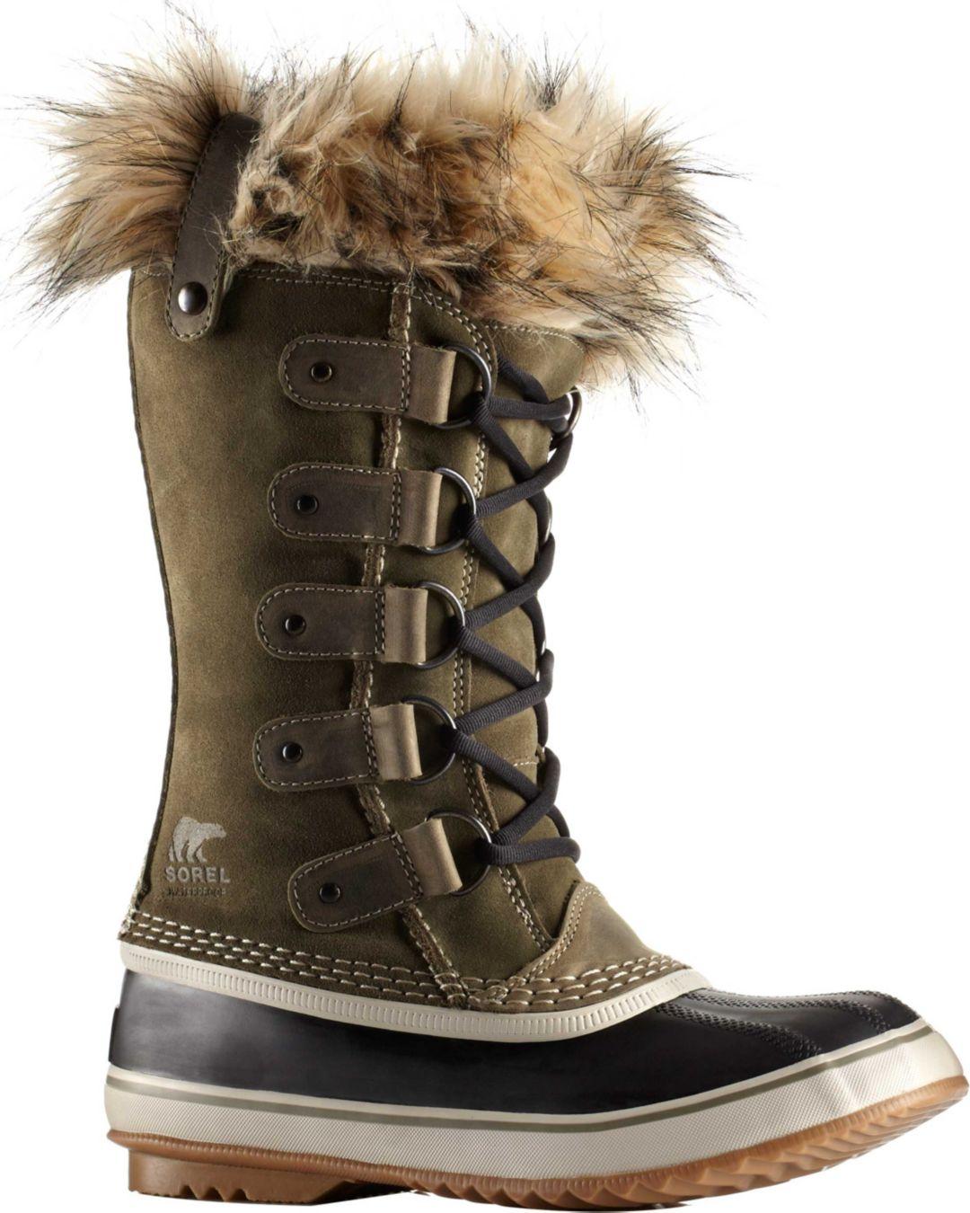 e634605b3 SOREL Women's Joan of Arctic Insulated Waterproof Winter Boots ...