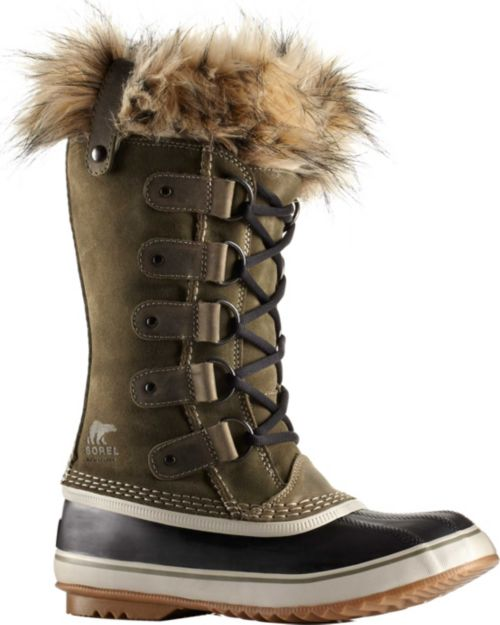 a12dad3f1e13 SOREL Women s Joan of Arctic Insulated Waterproof Winter Boots ...