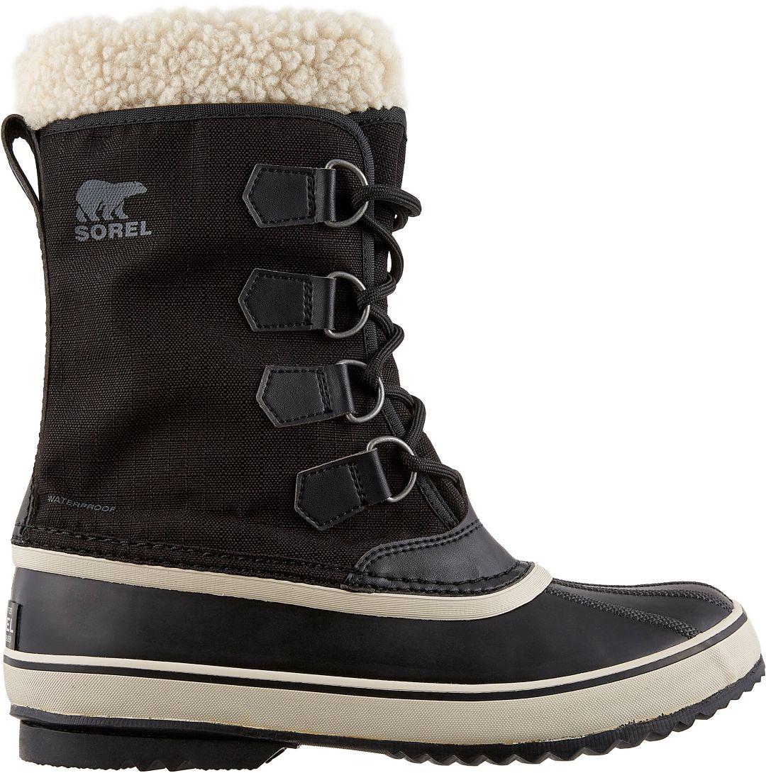 5dc12230e SOREL Women's Winter Carnival Waterproof Winter Boots