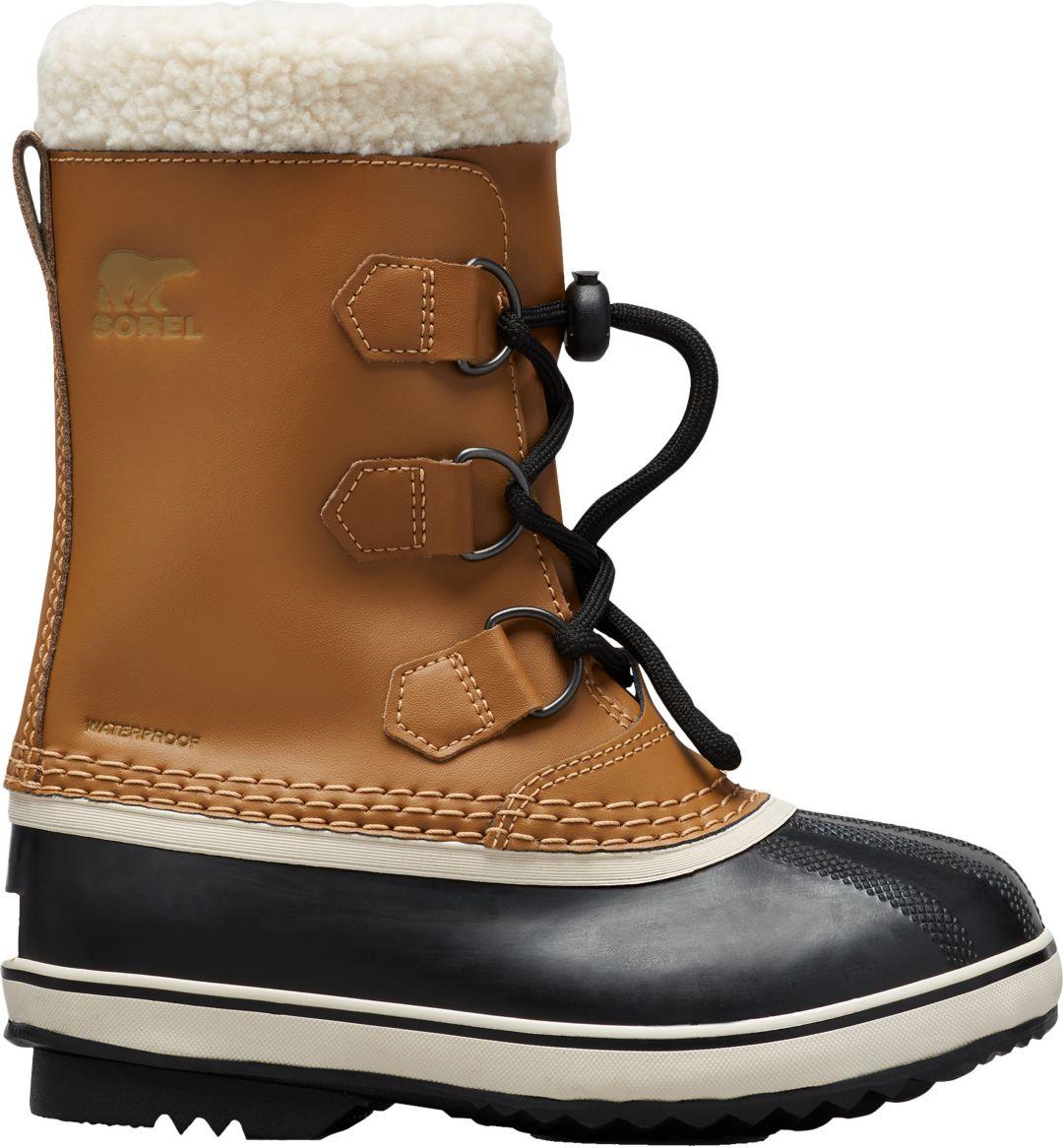 SOREL Kids' Yoot Pac TP Insulated Waterproof Winter Boots