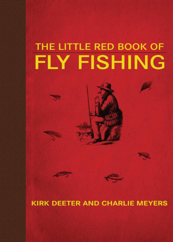The Little Red Book of Fly Fishing product image