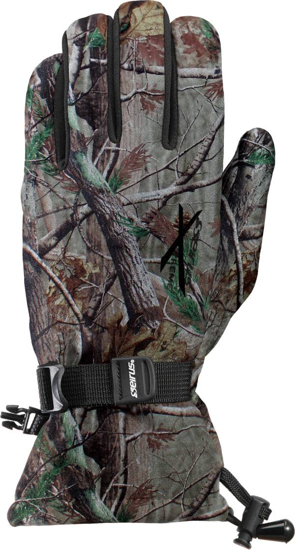 Seirus Men's Xtreme All-Weather Gauntlet Gloves product image