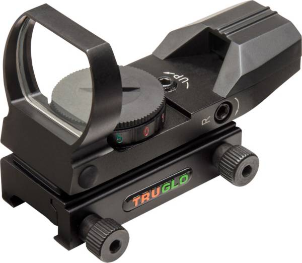 TRUGLO Open Dual Color Red Dot Sight - Black product image