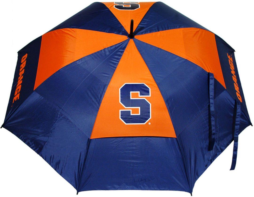 "82a2be53fb93 Team Golf Syracuse Orange 62"" Double Canopy Umbrella"