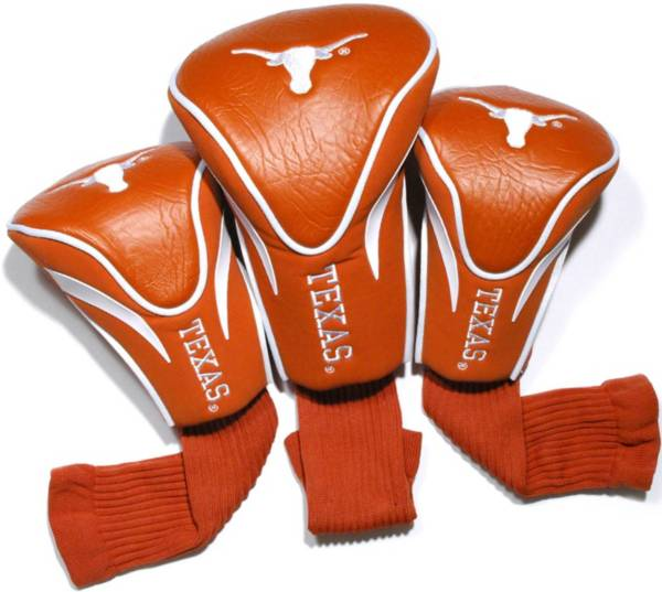 Team Golf Texas Longhorns Contour Headcovers - 3-Pack product image