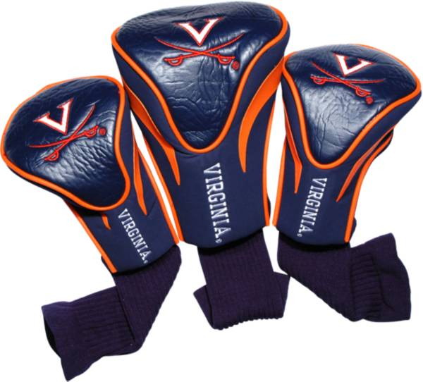 Team Golf Virginia Cavaliers Contour Sock Headcovers - 3 Pack product image