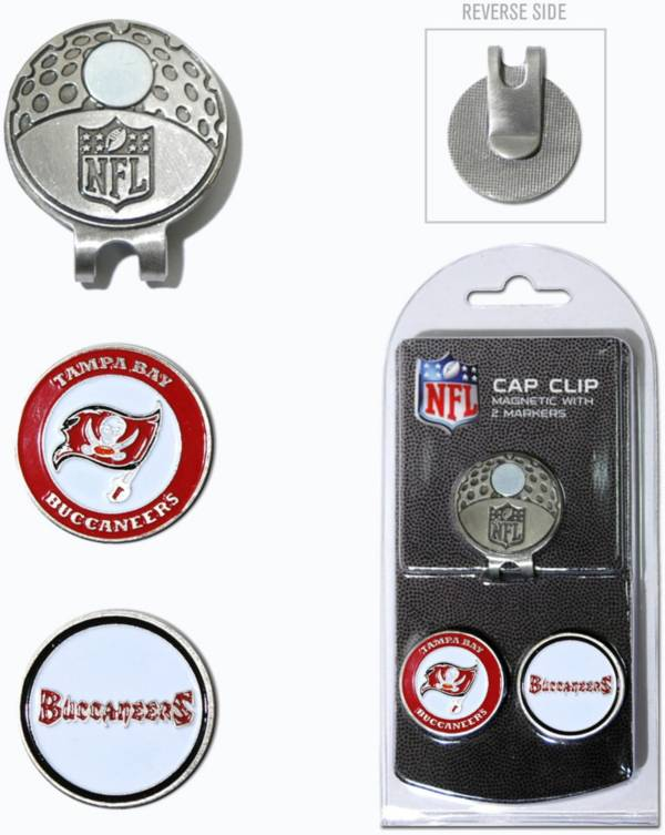 Team Golf Tampa Bay Buccaneers Two-Marker Cap Clip product image