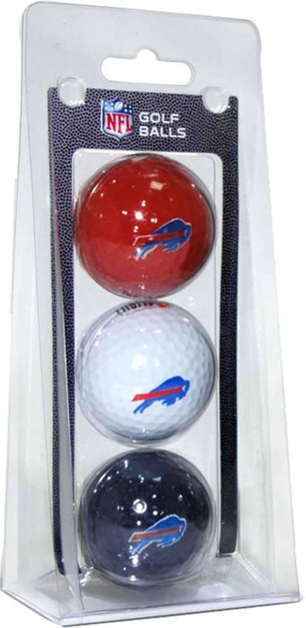 Team Golf Buffalo Bills Golf Balls – 3 Pack product image