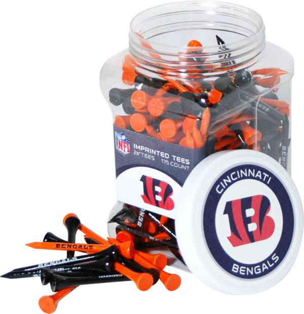 Team Golf Cincinnati Bengals Tee Jar - 175 Pack product image