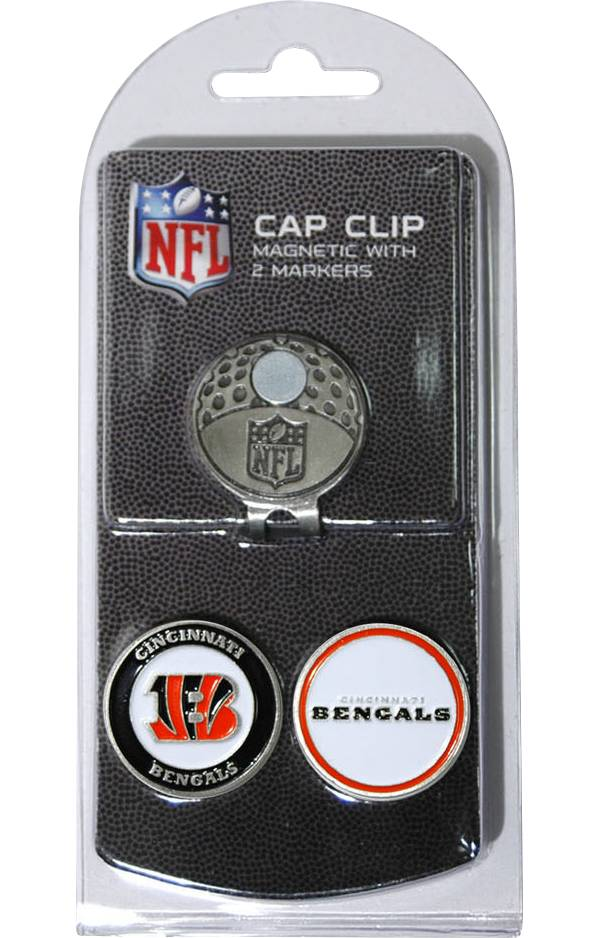 Team Golf Cincinnati Bengals Two-Marker Cap Clip product image