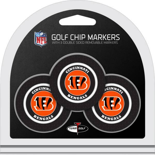 Team Golf Cincinnati Bengals Golf Chips - 3 Pack product image