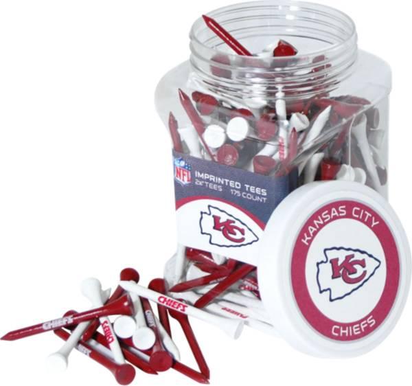 Team Golf Kansas City Chiefs Tee Jar - 175 Pack product image