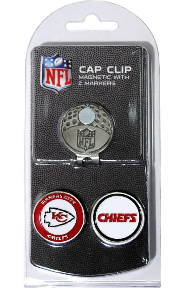 Team Golf Kansas City Chiefs Two-Marker Cap Clip product image