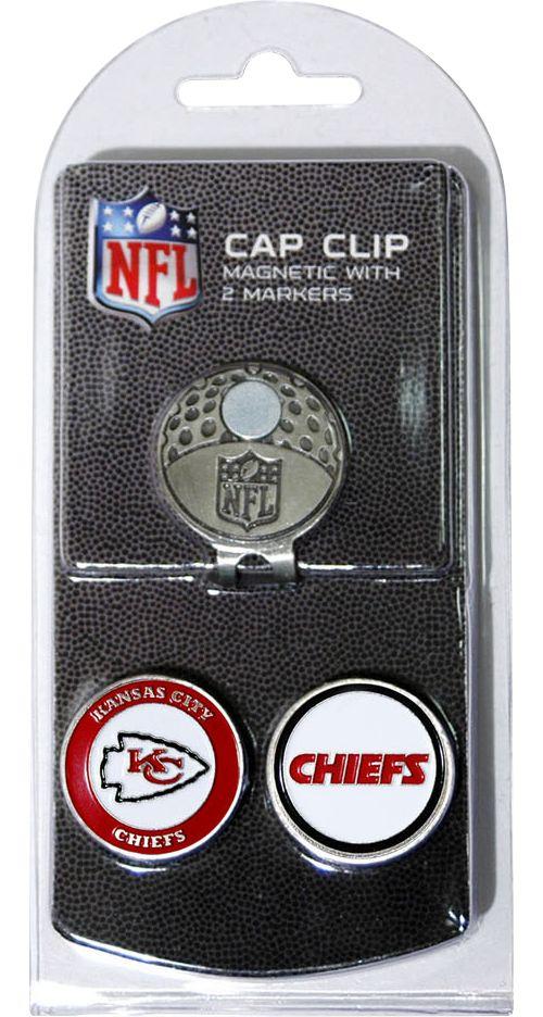 4c0c9fe75 Team Golf Kansas City Chiefs Cap Clip 1